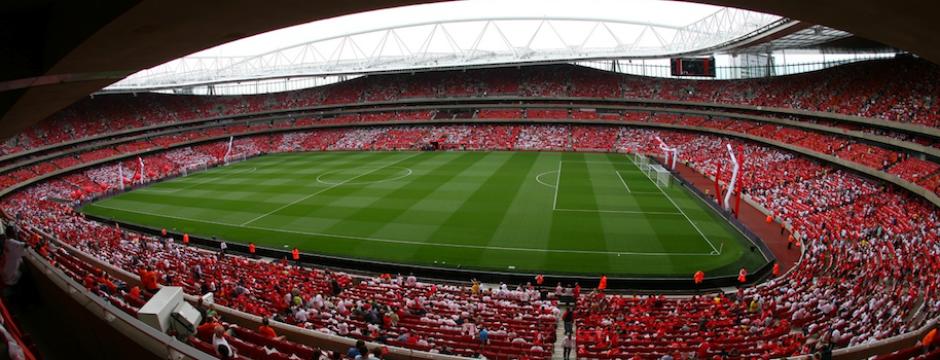 משחקי כדורגל באנגליה