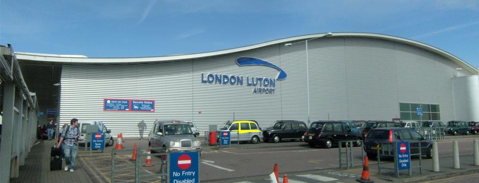 הסעות מלוטון ללונדון